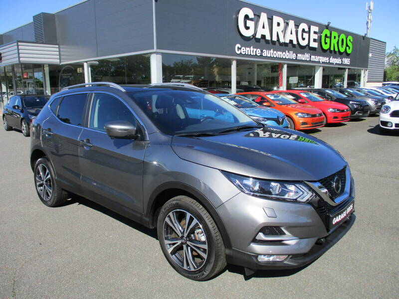 Voir la photo n°1 de la voiture d'occasion NISSAN QASHQAI — 1.7 dCi 150 N-Connecta