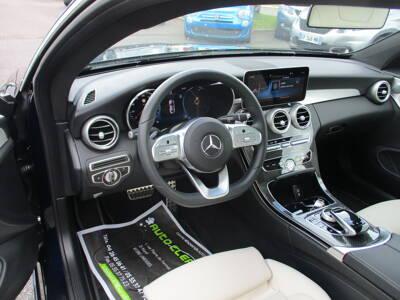 Voir la photo n°4 de la voiture d'occasion MERCEDES-BENZ CLASSE C COUPE — 300 d 9G-Tronic 4Matic AMG Line