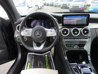 Voir la photo n°5 de la voiture d'occasion MERCEDES-BENZ CLASSE C COUPE — 300 d 9G-Tronic 4Matic AMG Line