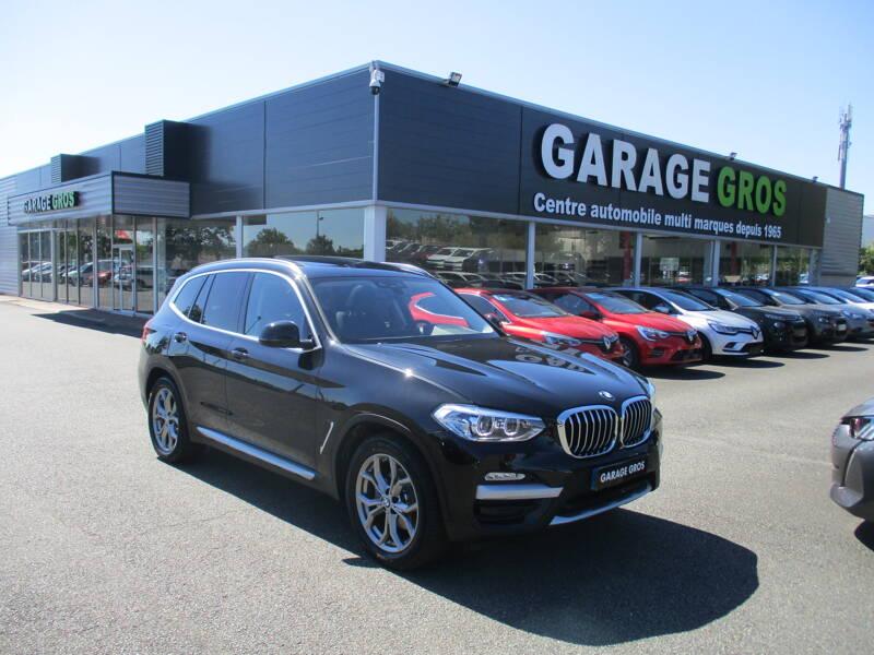 Voir la photo n°1 de la voiture d'occasion BMW X3 G01 — xDrive20d 190ch BVA8 xLine