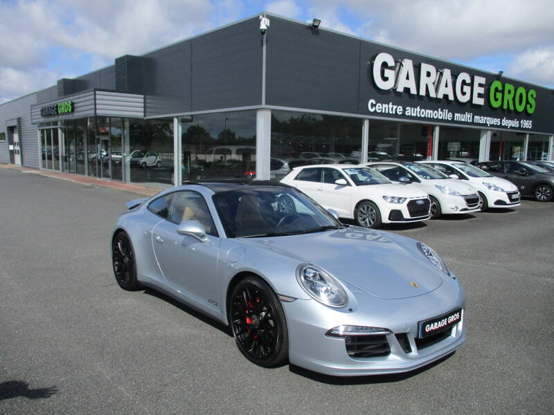 Voir la photo n°1 de la voiture d'occasion PORSCHE 911 CARRERA GTS — 3.8i GTS Coupe PDK A