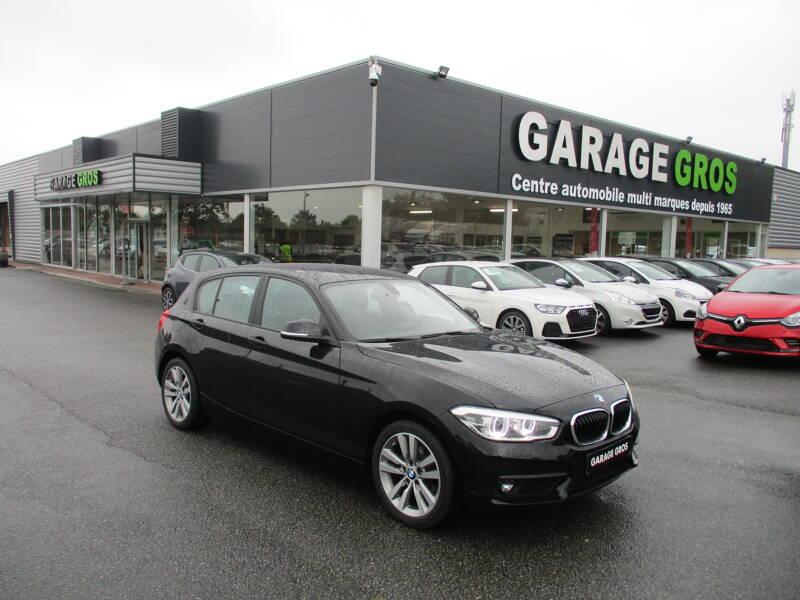 Voir la photo n°1 de la voiture d'occasion BMW SERIE 1 F20 LCI2 — 118i 136 ch BVA8 Lounge