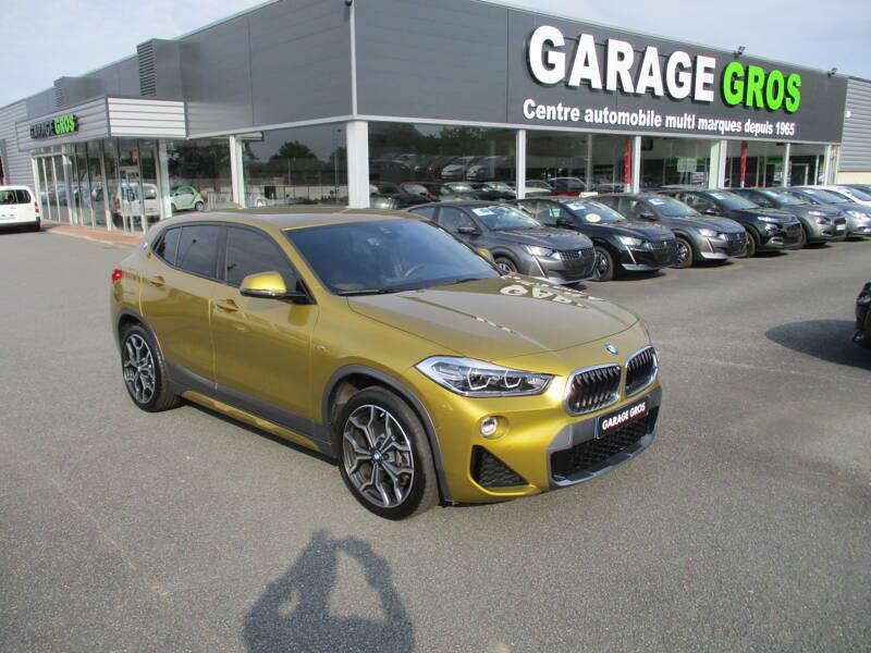 Voir la photo n°1 de la voiture d'occasion BMW X2 F39 — xDrive 20d 190 ch BVA8 M Sport X