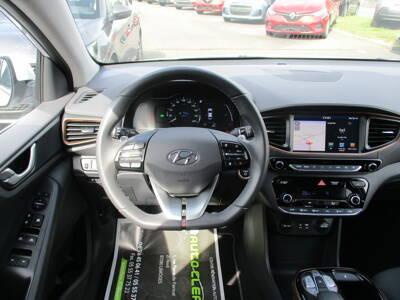 Voir la photo n°5 de la voiture d'occasion HYUNDAI IONIQ — Electric 120 ch Creative