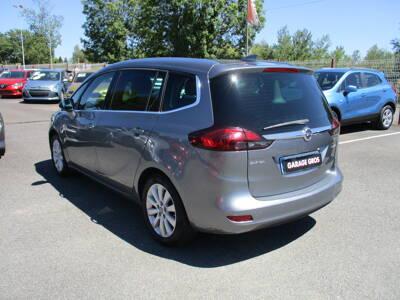 Voir la photo n°2 de la voiture d'occasion OPEL ZAFIRA — 1.4 T 140 CV EXCELLENCE AUTO BA