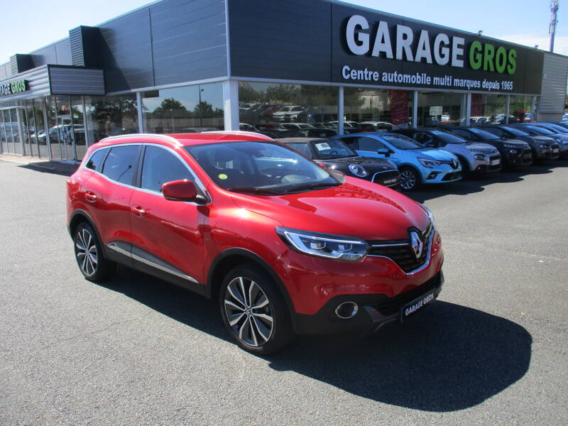 Voir la photo n°1 de la voiture d'occasion RENAULT KADJAR — dCi 130 Energy Intens