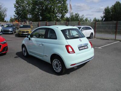 Voir la photo n°2 de la voiture 0KM FIAT 500 SERIE 8 EURO 6D-TEMP — 1.0 70 ch Hybride BSG S/S Lounge