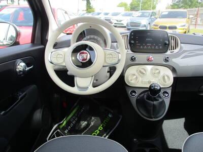 Voir la photo n°5 de la voiture 0KM FIAT 500 SERIE 8 EURO 6D-TEMP — 1.0 70 ch Hybride BSG S/S Lounge