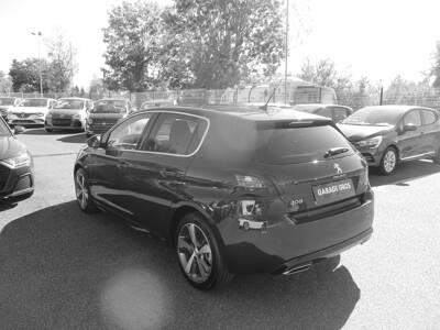 Voir la photo n°3 de la voiture 0KM PEUGEOT 308 — BlueHDi 130ch S&S EAT8 GT Line