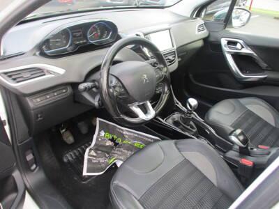 Voir la photo n°4 de la voiture d'occasion PEUGEOT 2008 — 1.6 BlueHDi 120ch S&S BVM6 Allure
