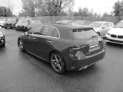 Voir la photo n°3 de la voiture d'occasion MERCEDES CLASSE A — 180 d 7G-DCT AMG Line