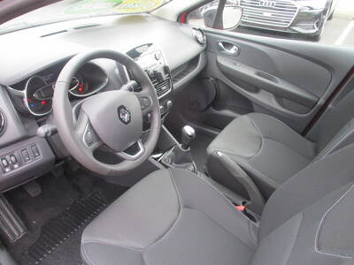 Voir la photo n°4 de la voiture 0KM RENAULT CLIO IV — TCe 75 E6C Trend