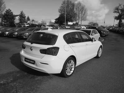 Voir la photo n°3 de la voiture d'occasion BMW SERIE 1 F20 LCI2 — 118d 150 ch BVA8 Lounge