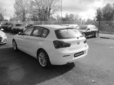Voir la photo n°2 de la voiture d'occasion BMW SERIE 1 F20 LCI2 — 118d 150 ch BVA8 Lounge