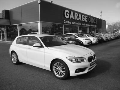 Voir la photo n°2 de la voiture d'occasion BMW SERIE 1 F20 LCI2 — 118i 136 ch BVA8 Lounge