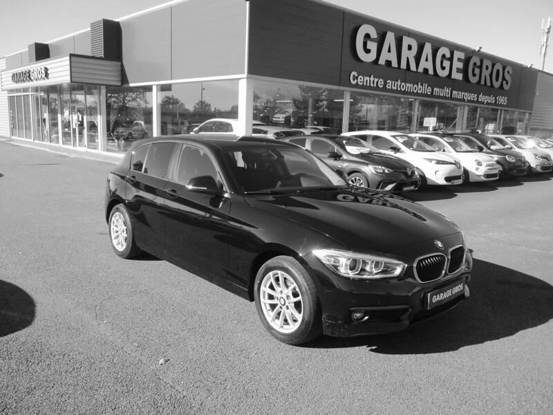 Voir la photo n°1 de la voiture d'occasion BMW SERIE 1 F20 LCI — 116d 116 ch Business A