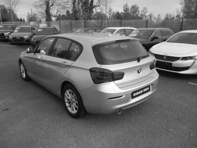 Voir la photo n°2 de la voiture d'occasion BMW SERIE 1 F20 LCI2 — 116i 109 ch Premiere