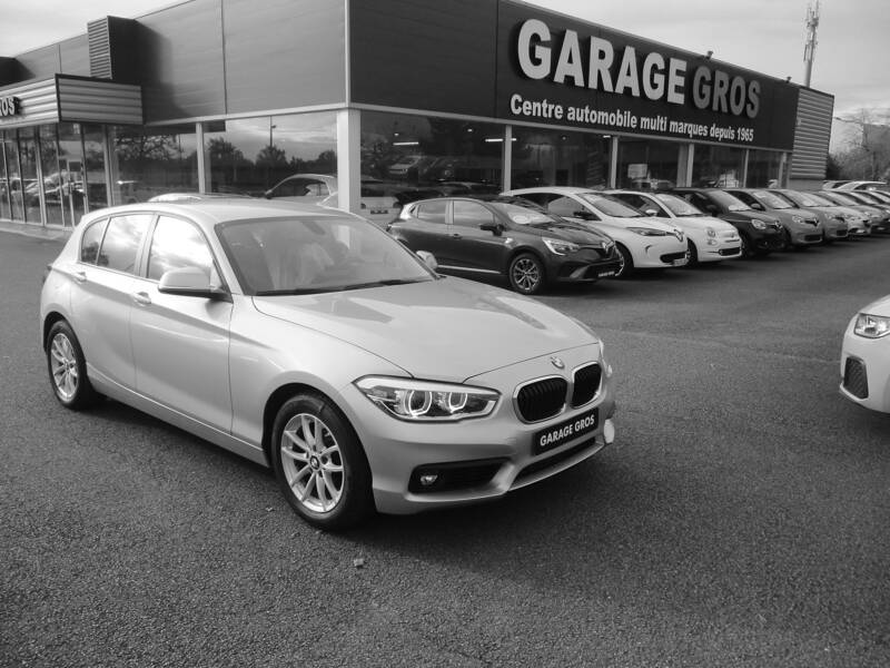 Voir la photo n°1 de la voiture d'occasion BMW SERIE 1 F20 LCI2 — 116i 109 ch Premiere