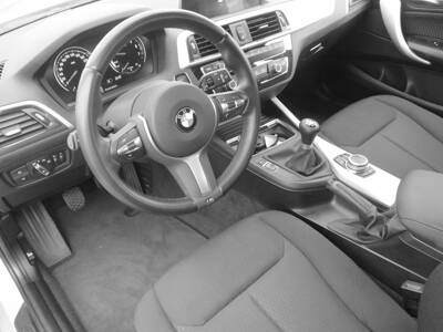 Voir la photo n°5 de la voiture d'occasion BMW SERIE 1 F20 LCI2 — 116i 109 ch Premiere