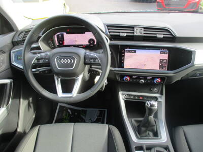 Voir la photo n°5 de la voiture d'occasion AUDI Q3 — 35 TDI 150 ch Quattro