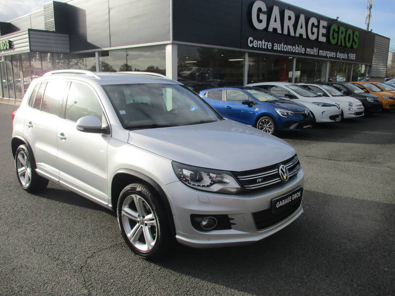 Voir la photo n°1 de la voiture d'occasion VOLKSWAGEN TIGUAN — 2.0 TDI 140 FAP BlueMotion Technology Sportline 4Motion