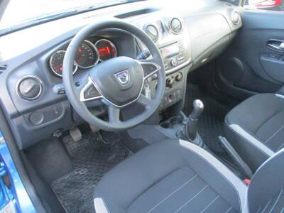 Voir la photo n°5 de la voiture d'occasion DACIA SANDERO — TCe 90 Stepway Ambiance