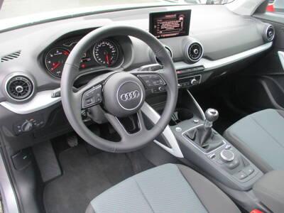 Voir la photo n°5 de la voiture d'occasion AUDI Q2 — 30 TDI 116 BVM6 Design
