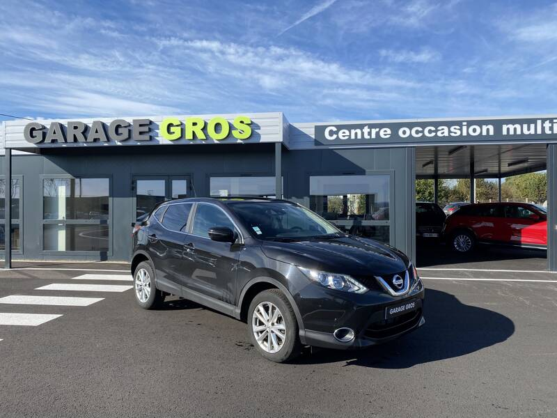 Voir la photo n°1 de la voiture d'occasion NISSAN QASHQAI — 1.6 dCi 130 Stop/Start Connect Edition Xtronic A