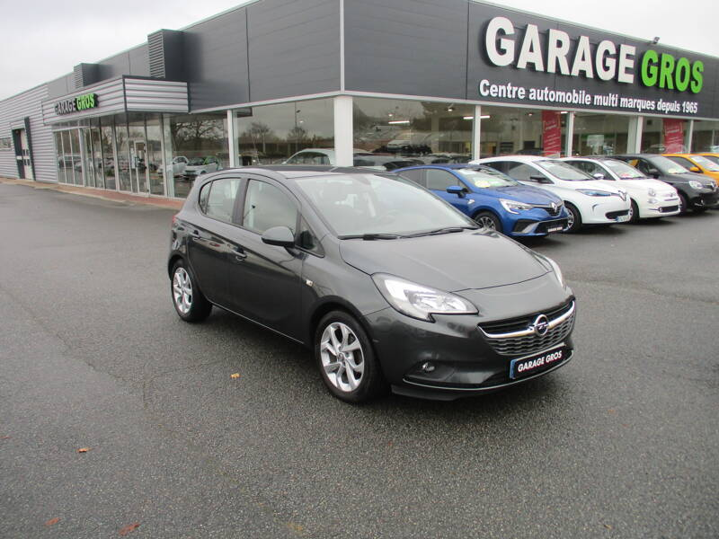 Voir la photo n°1 de la voiture d'occasion OPEL CORSA — 1.4 90 ch Edition