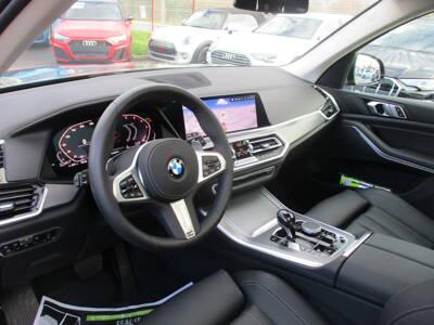 Voir la photo n°4 de la voiture d'occasion BMW X5 G05 — xDrive30d 265 ch BVA8 xLine