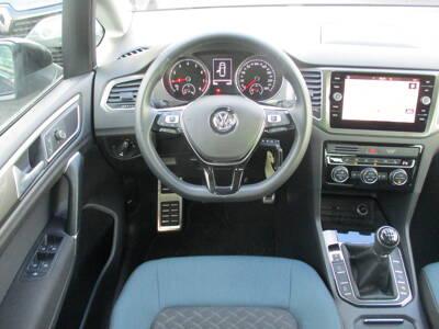 Voir la photo n°5 de la voiture d'occasion VOLKSWAGEN GOLF SPORTSVAN — 1.0 TSI 115 BVM6 IQ.Drive