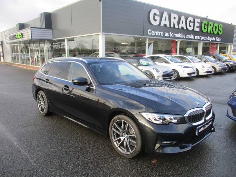 Voir la photo n°1 de la voiture d'occasion BMW SERIE 3 TOURING G21 — Touring 320d xDrive 190 ch BVA8 Edition Sport