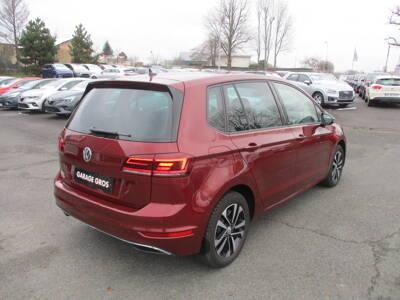 Voir la photo n°3 de la voiture d'occasion VOLKSWAGEN GOLF SPORTSVAN — 1.6 TDI 115 FAP BVM5 IQ.Drive