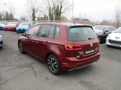 Voir la photo n°2 de la voiture d'occasion VOLKSWAGEN GOLF SPORTSVAN — 1.6 TDI 115 FAP BVM5 IQ.Drive
