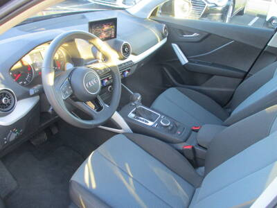 Voir la photo n°4 de la voiture d'occasion AUDI Q2 — 35 TDI 150 S tronic 7 Design