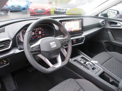 Voir la photo n°4 de la voiture 0KM SEAT LEON — 2.0 TDI 150 DSG7 FR