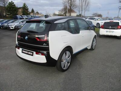 Voir la photo n°4 de la voiture d'occasion BMW i i3 l01 LCI — 120 Ah 170 ch BVA Atelier
