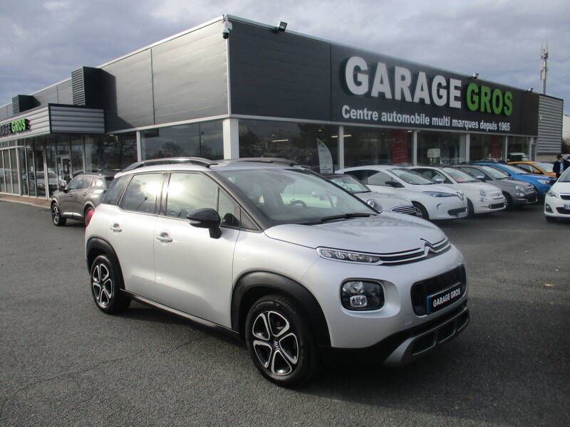 Voir la photo n°1 de la voiture d'occasion CITROEN C3 AIRCROSS — PureTech 82 BVM5 Feel
