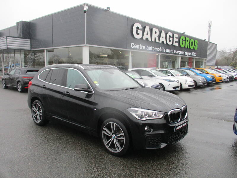 Voir la photo n°1 de la voiture d'occasion BMW X1 F48 — xDrive 20d 190 ch BVA8 M Sport