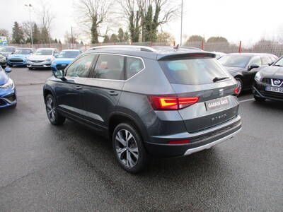 Voir la photo n°2 de la voiture 0KM SEAT ATECA BUSINESS — 1.6 TDI 115 ch Start/Stop Ecomotive DSG7 Style Business