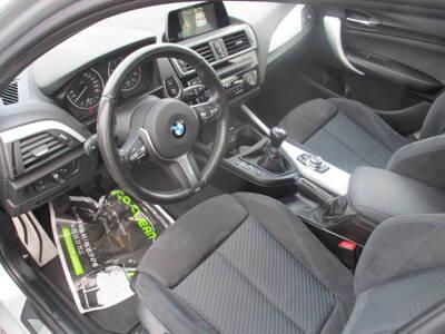 Voir la photo n°5 de la voiture d'occasion BMW SERIE 1 F20 LCI2 — 114d 95 ch M Sport