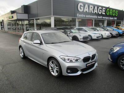 Voir la photo n°2 de la voiture d'occasion BMW SERIE 1 F20 LCI2 — 114d 95 ch M Sport