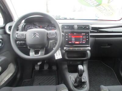 Voir la photo n°5 de la voiture 0KM CITROEN C3 — PureTech 83 S&S BVM5 Feel Pack