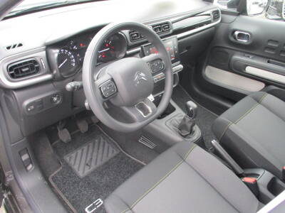 Voir la photo n°4 de la voiture 0KM CITROEN C3 — PureTech 83 S&S BVM5 Feel Pack