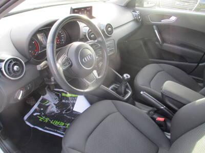 Voir la photo n°4 de la voiture d'occasion AUDI A1 SPORTBACK — 1.0 TFSI ultra 95