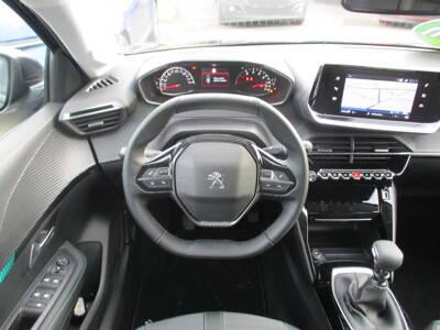 Voir la photo n°5 de la voiture 0KM PEUGEOT 208 — BlueHDi 100 S&S BVM6 Allure
