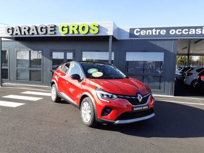 Voir la photo n°2 de la voiture 0KM RENAULT CAPTUR — TCe 140 EDC Business