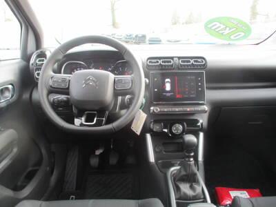 Voir la photo n°5 de la voiture 0KM CITROEN C3 AIRCROSS — PureTech 110 S&S BVM6 Feel