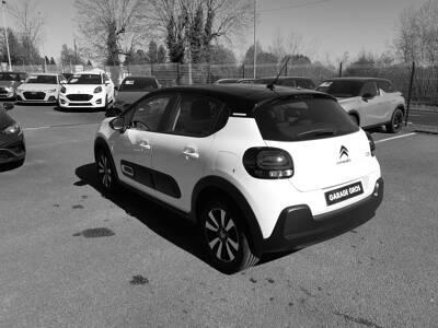Voir la photo n°2 de la voiture 0KM CITROEN C3 — PureTech 110 S&S BVM6 Shine