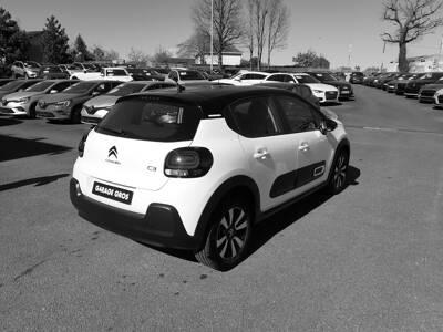 Voir la photo n°3 de la voiture 0KM CITROEN C3 — PureTech 110 S&S BVM6 Shine